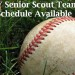 BY Senior Scout Team Schedule Available thumbnail