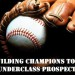 The B.Y. Underclass Prospects fall to Building Champions 6-3 thumbnail