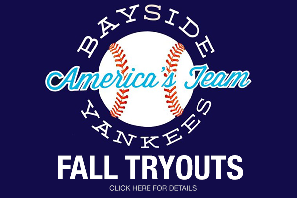 Fall Tryout Information Now Available