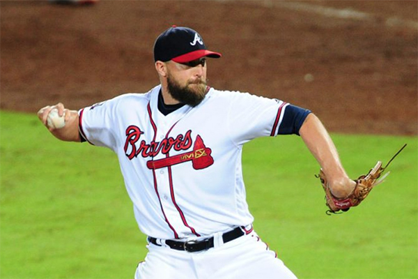 Braves trade Jim Johnson to LA Angels