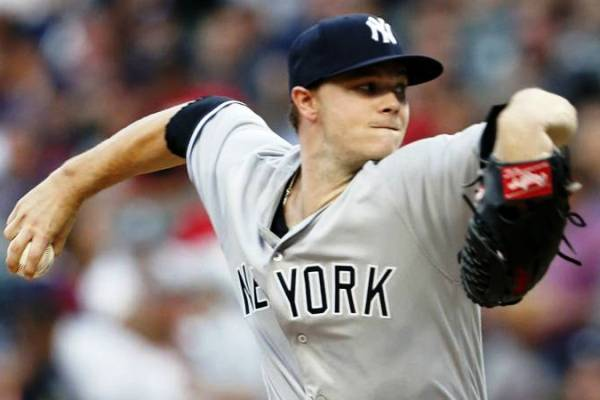 Yankees get Sonny Gray for Dustin Fowler, James Kaprilien and Jorge Matteo