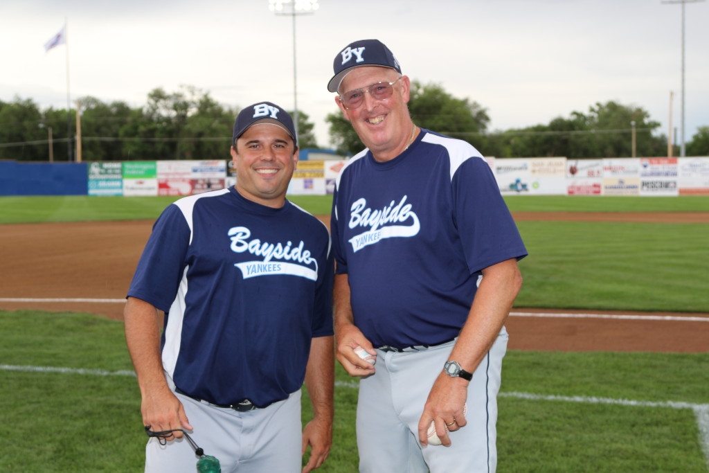 Coach Penatello (L) & Coach Christenson (R)