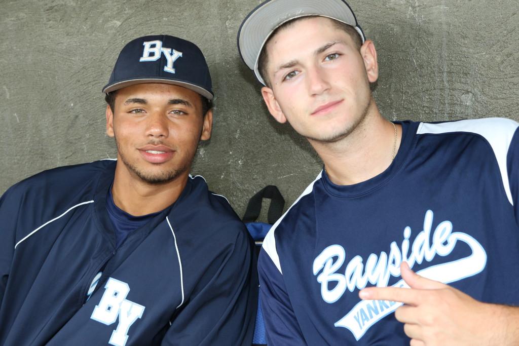 Manny Pizzaro (L) & Ed Baram (R)