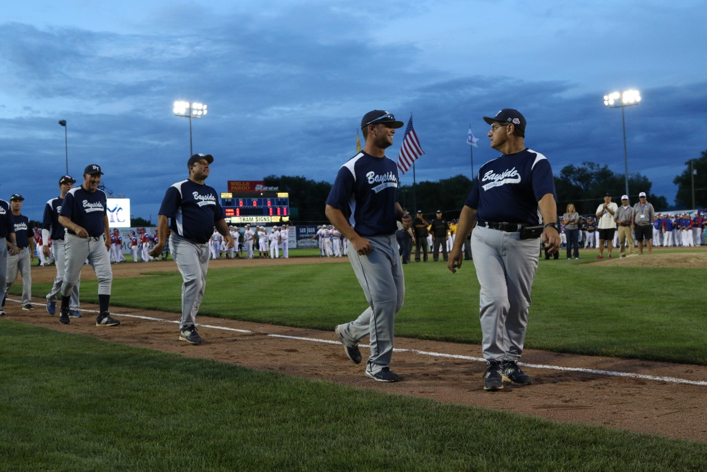 2015 Connie Mack World Series Opening Ceremony