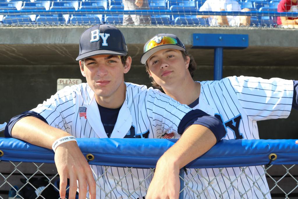 Chris Morgese (L) & Sam Kessler (R)