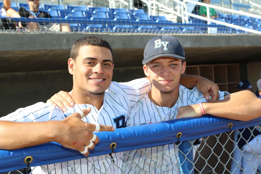 Mike Martinez (L) & Josh Shaw (R)